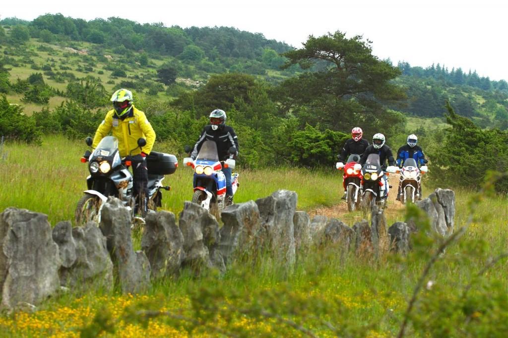 Raid Trail Aveyron