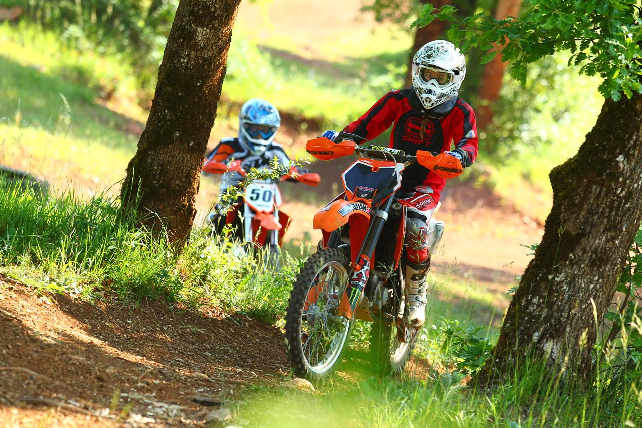 Ecole de motocross, enduro / midi pyrénées / Aveyron